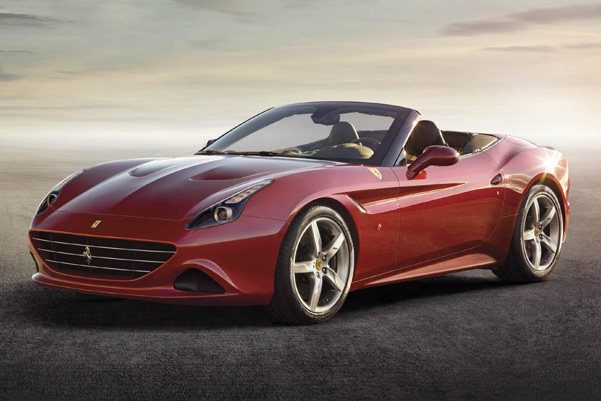 Ferrari California road test review