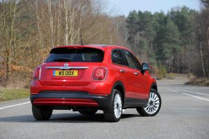 Fiat 500X road test report review