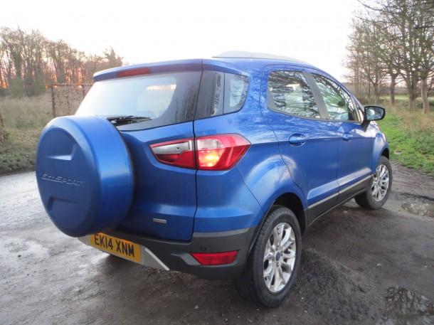 Ford EcoSport 1.0 Titanium review (5)
