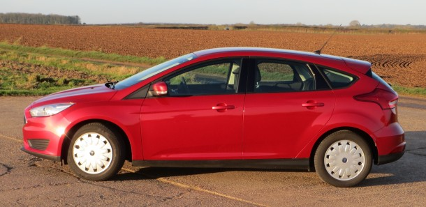 Ford Focus Style ECOnetic 1.5 TDCi road test report and review