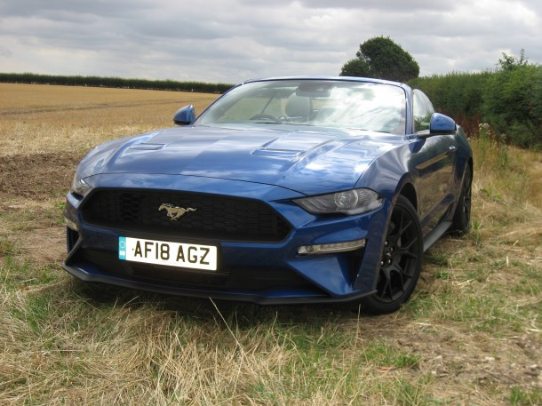 Ford Mustang Convertible road test review