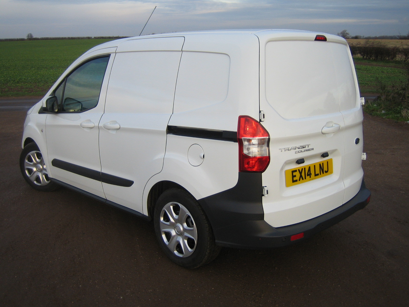 26ac0816490205 Ford Transit Courier Trend road test report and review