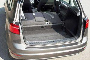 Golf SV GT 1.4 TSI Compact MPV five door road test report review 1