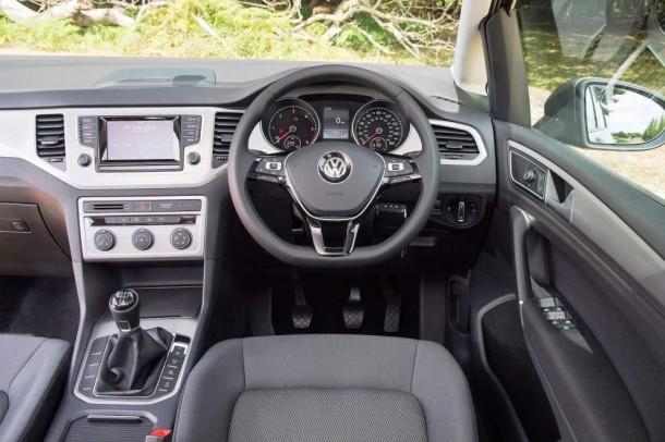 Golf SV GT 1.4 TSI Compact MPV five-door