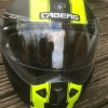 Caberg Duke II motorcycle helmet road test report and review