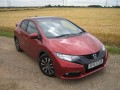 Honda Civic 1.6 i-DTEC review and road test report