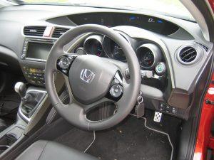 Honda Civic 1.6 i-DTEC road test
