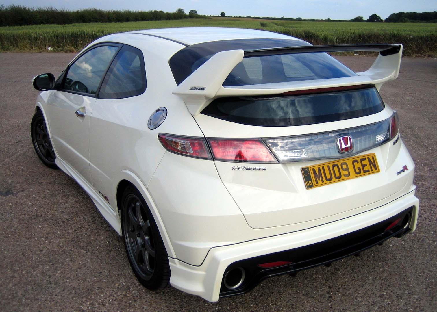 Honda Civic Type R Mugen 20 2.0 I VTEC Road Test Review