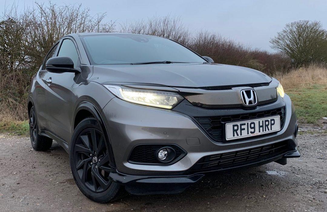Honda HR-V Sport road test review