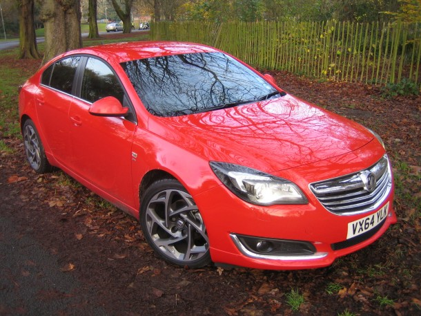 Vauxhall Insignia SRi VX-Line Nav CDTi 16v ecoFLEX road test report review