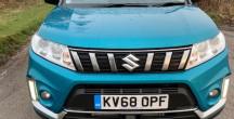 Suzuki Vitara road test report and review