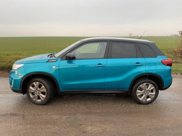 Suzuki Vitara road test review