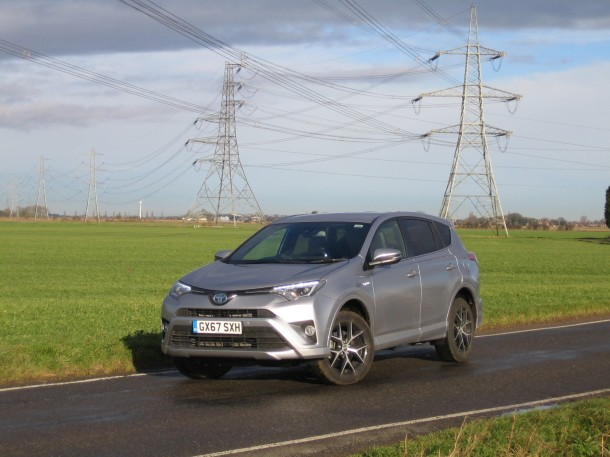 Toyota RAV4 Hybrid Excel AWD road test report and review