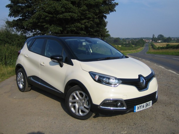 Renault Captur MediaNav dCi 90 Auto EDC eco2 –