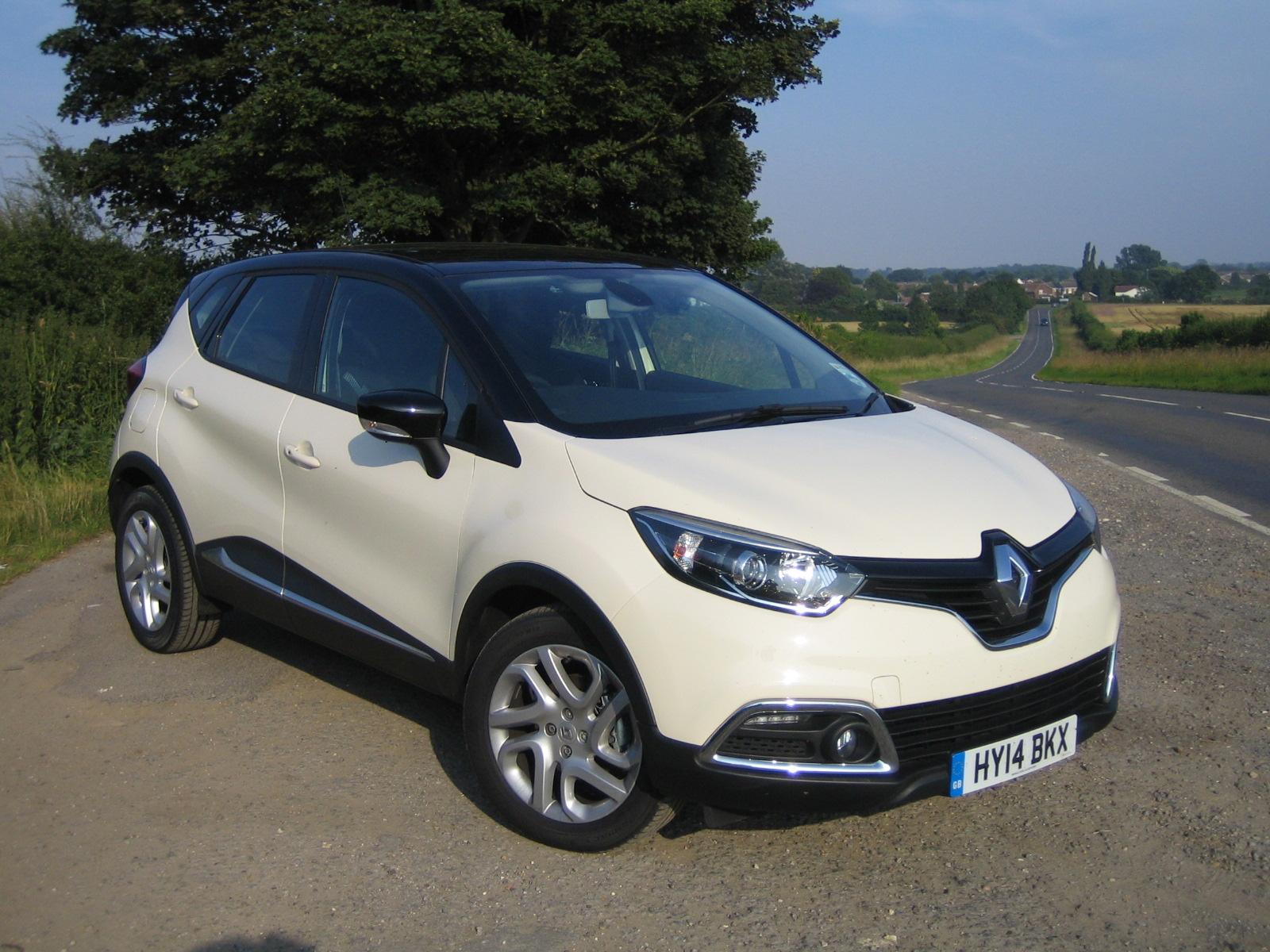 Renault Captur MediaNav dCi 90 Auto EDC eco2
