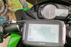 TomTom sat nav is still a 'must-have' for bikers with a sense of adventure and a love of two-wheel touring