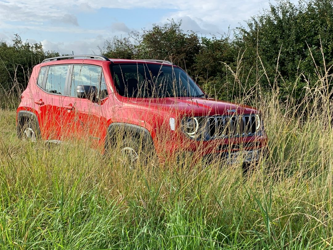Jeep Renegade Limited 1.6 road test review
