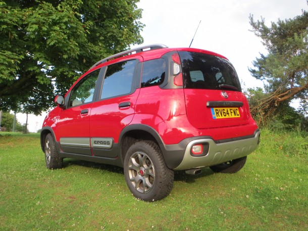 Fiat Panda Cross 4x4 TwinAir road test report and review