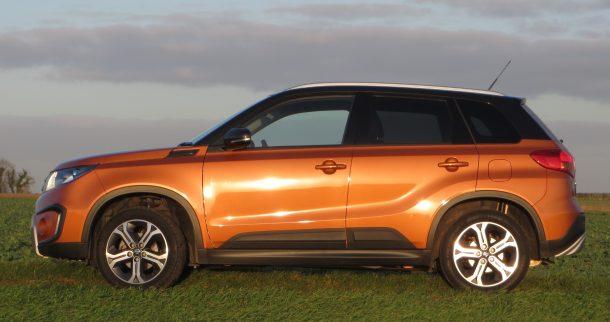 Suzuki Vitara 1.6 DDiS ALLGRIP SZ5 road test report and review