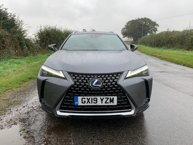 Lexus UX 250H road test report and review