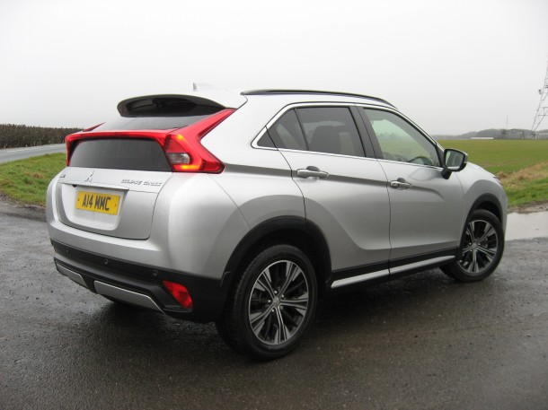 Mitsubishi Eclipse Cross road test report and review