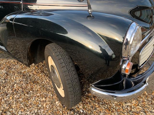 Michelin Morris Minor tyre choice