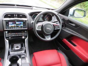 Jaguar XE R-Sport 2.0 i4 180PS Auto road test report and review