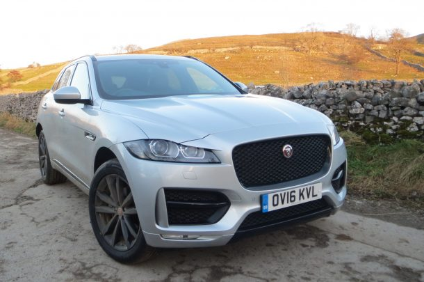 Jaguar F-Pace R-Sport 2.0d 180PS AWD road test report and review: DAVID HOOPER has a look at Jaguar's new SUV, but does it make the grade?