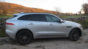 Jaguar F-Pace R-Sport 2.0d 180PS AWD road test report and review - Not the driving experience we were hoping for.