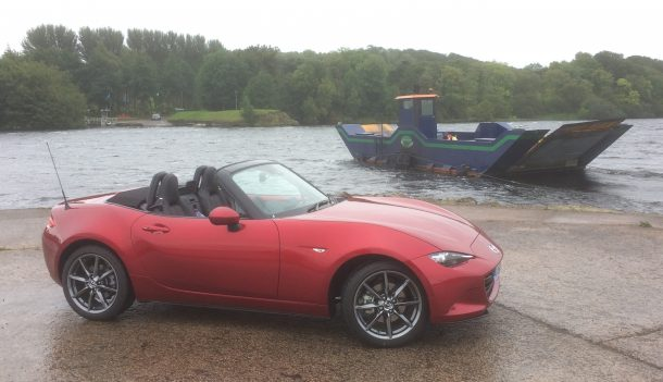 New 2018 Mazda MX-5 road test report and review