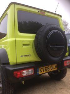 Suzuki Jimny and Vitara road test report