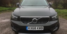 Volvo XC40 D3 Auto road test report and review