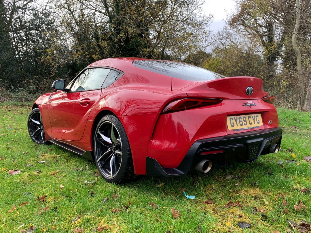 Toyota GR Supra road test review