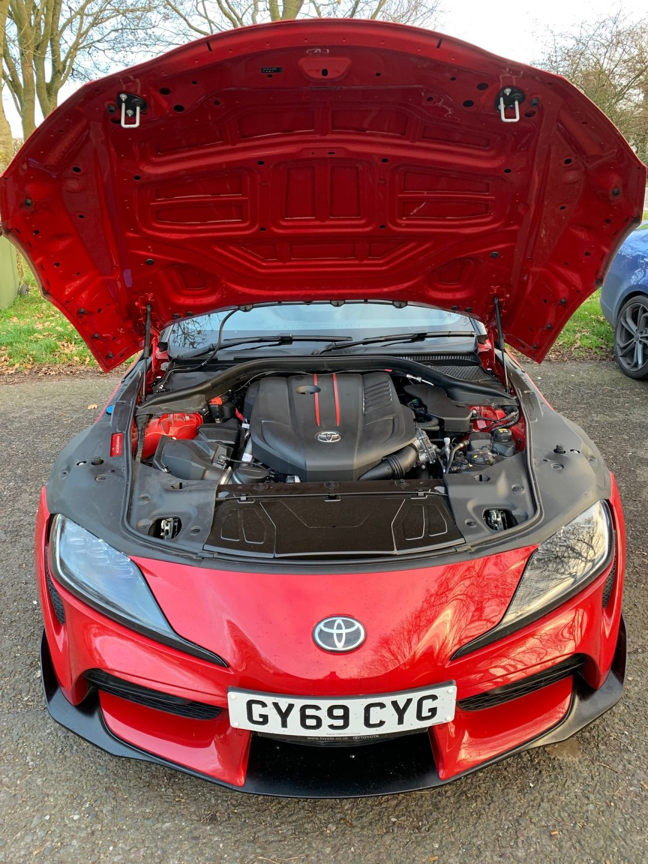 Toyota GR Supra roadtest review