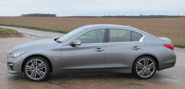 Infiniti 2.2D Sport Tech road test report and review (7)