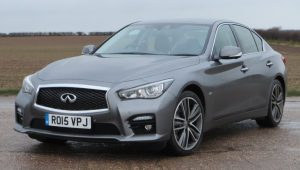 The Infiniti 2.2D Sport Tech is luxury on wheels, but what's it like to live with?