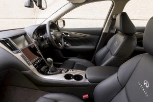 Infiniti Q50 2.0t Sport road test report review