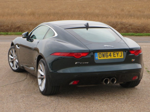 Jaguar F-Type 3.0 V6 Supercharged Coupe