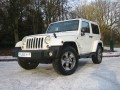Jeep Wrangler 2dr Overland CRD Auto road test report and review