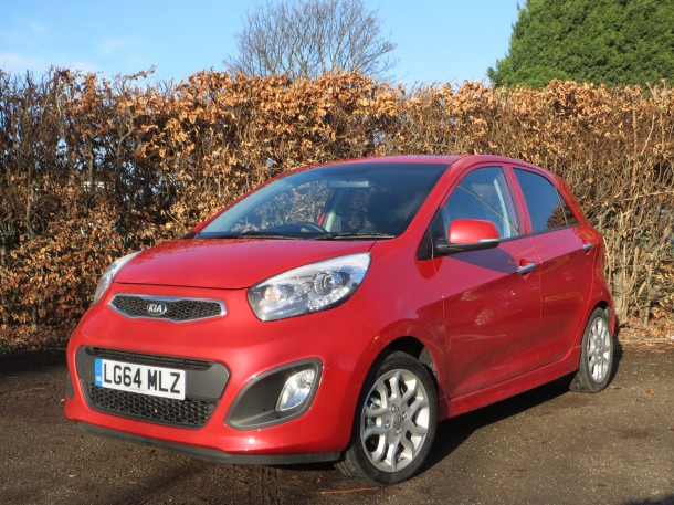 Kia Picanto 1.25 4 ISG road test report and review (13)