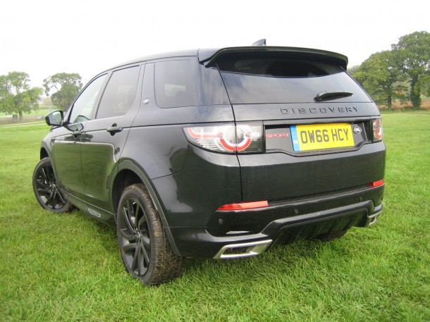 Land Rover Discovery Sport HSE TD4 Diesel road test review