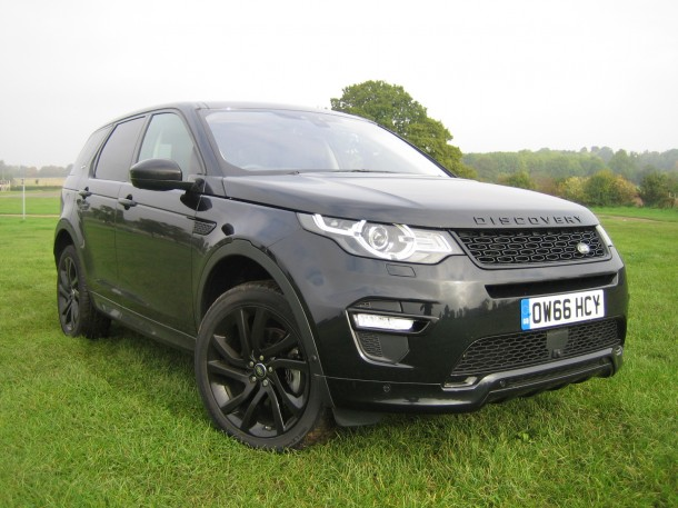 Land Rover Discovery Sport HSE Luxury Dynamic TD4 Diesel road test report (16)