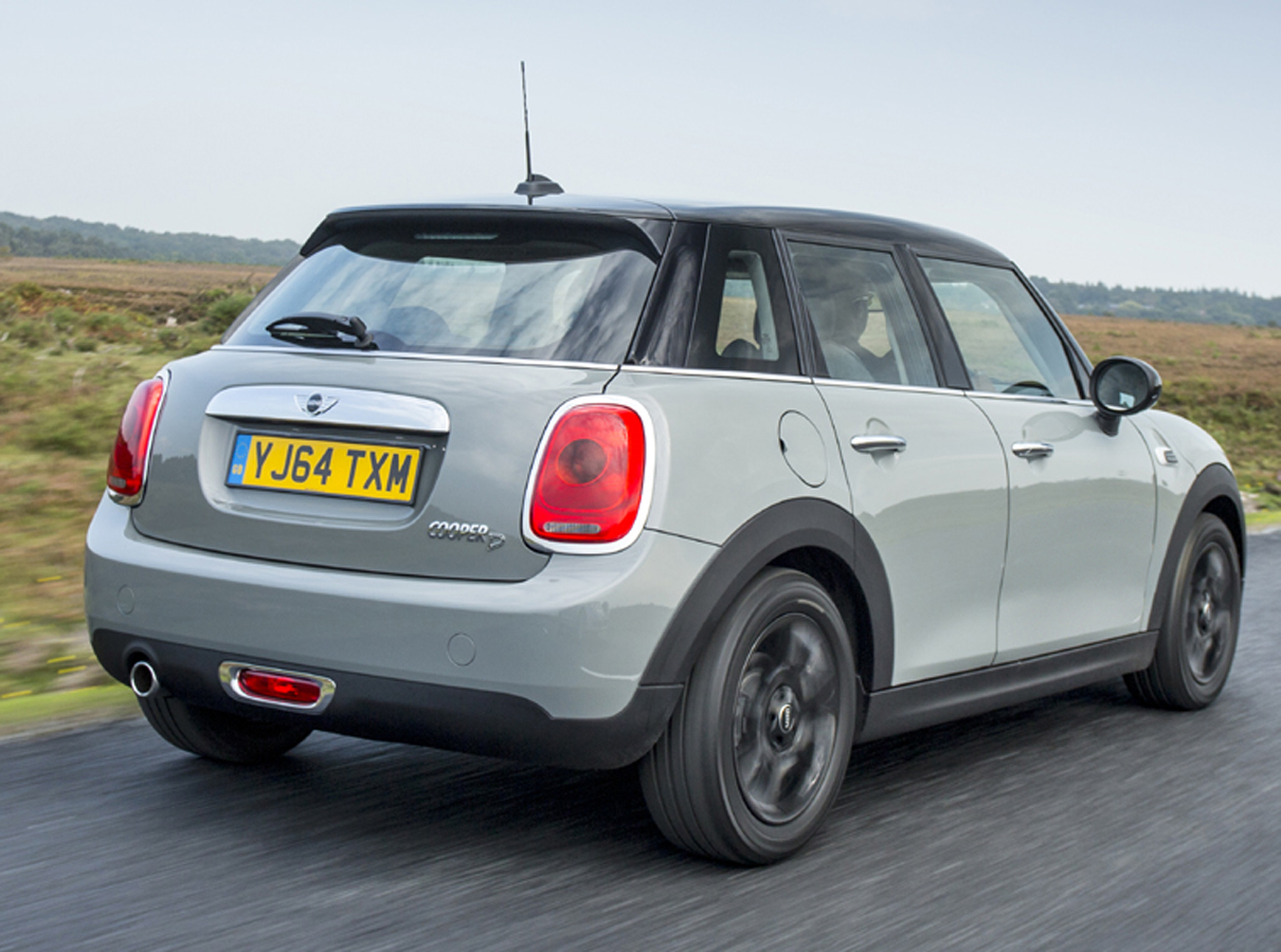 Mini Cooper 15 Auto 5 Door Road Test Report Review