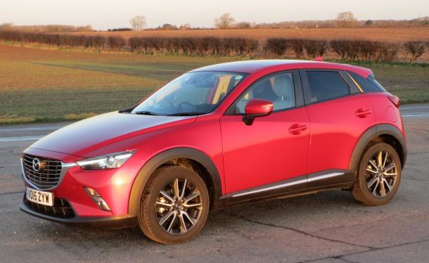 Mazda CX-3 1.5 105ps 2WD Sport Nav Diesel (2)