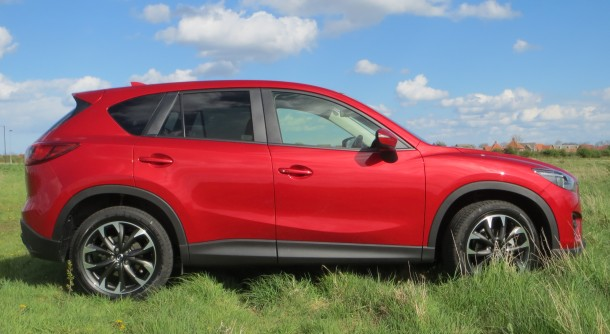 Mazda CX-5 2.2D 175PS Diesel road test report review