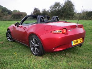 If you like this, read our review on the new Mazda2 and CX-3