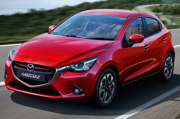 Mazda2  SE-L Nav 90PS 1.5 five-door hatch road test