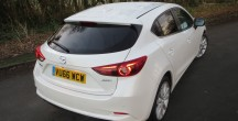 Mazda3 2.0 120PS Sport Nav road test report and review