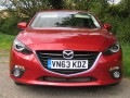 Mazda3 2.2D 150PS Fastback Sport Nav road test