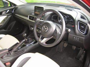 Mazda3 2.2D 150PS Fastback Sport Nav road test